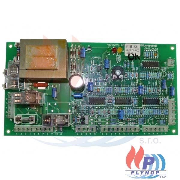 Ovládací elektronika DAKON DUA RT, CT Honeywell - 7007 0108 / 87381016630 / 95000358