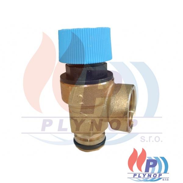 Přetlakový ventil 7 bar DAKON BEA - 1150 6636 / 87381023760 / 95250410