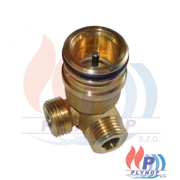Termostatický ventil ÚT Dakon DUA - 7264 0923 / 87381016610