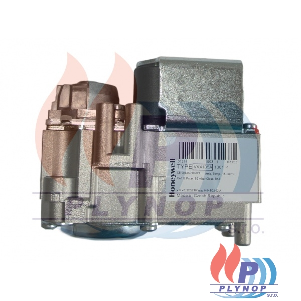 Plynová armatura Honeywell CVI VK4105A 1001 DAKON GL EKO. P-LUX - 7134 0400 / 87381017120 / 71340400