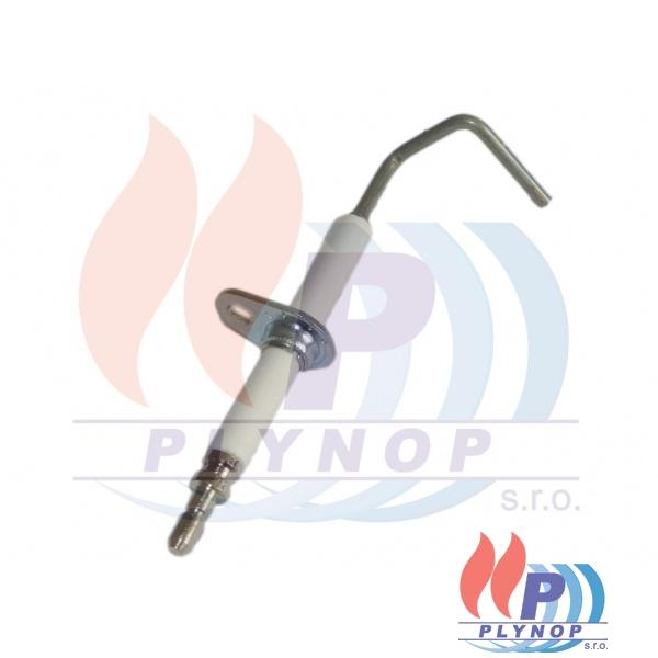 Elektroda ionizační s konektorem DAKON IPSE - 1131 6004 / 8738101704 / 95250560