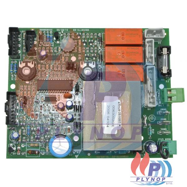 Ovládací elektronika DAKON BEA - 1150 6600 / 87381017980 / 95630020