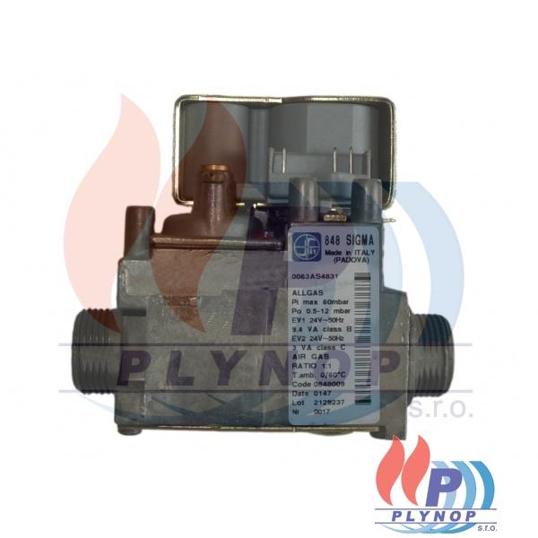 Plynová armatura SIGMA 848.024-24V50Hz KS, KZ Dakon - 1450 0015 / 87381019850