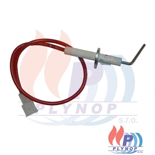 Elektroda ionizační BUDERUS Logamax plus U002 / U004 / U102 / U104 - 7101118