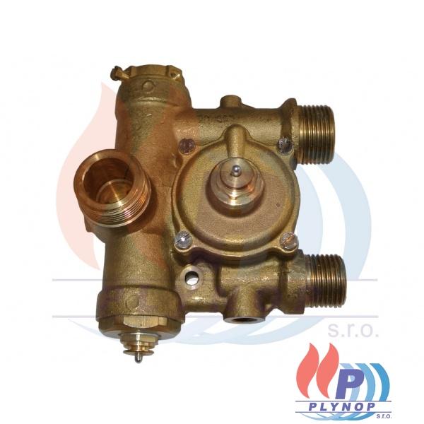 Skupina třícestného ventilu BUDERUS Logamax U002 / U004 / U102 / U104 - 7101166