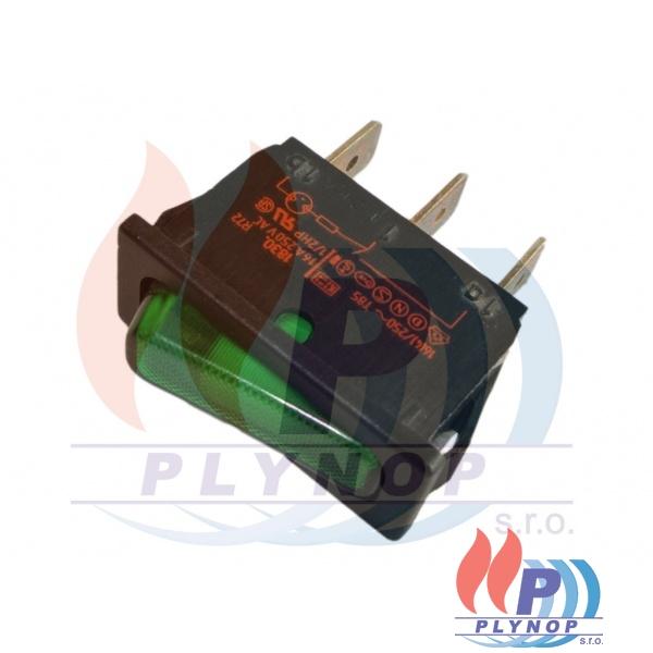 Vypínač síťový Dakon - 1490 2008