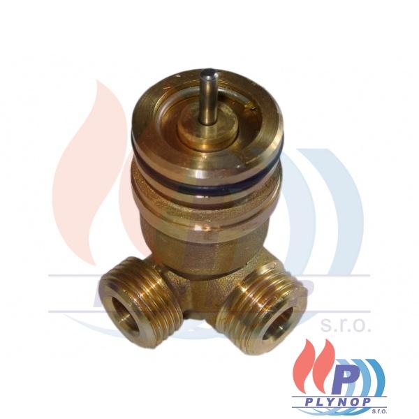 Termostatický ventil ÚT Dakon KOMPAKT -  1140 6455 / 87381024440