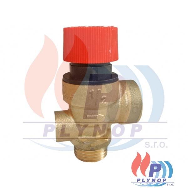 Přetlakový ventil 3 bar Dakon - 1140 6440 / 87381016890