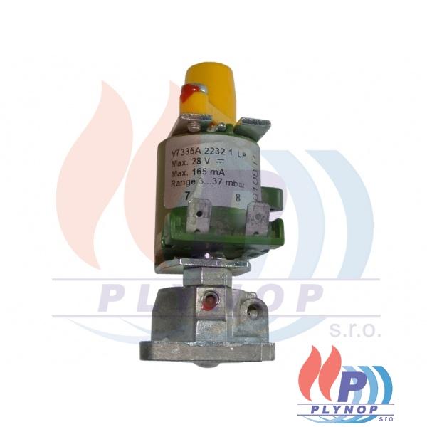 Modurek plynové armaury V7335A 5011 - 7255 0914