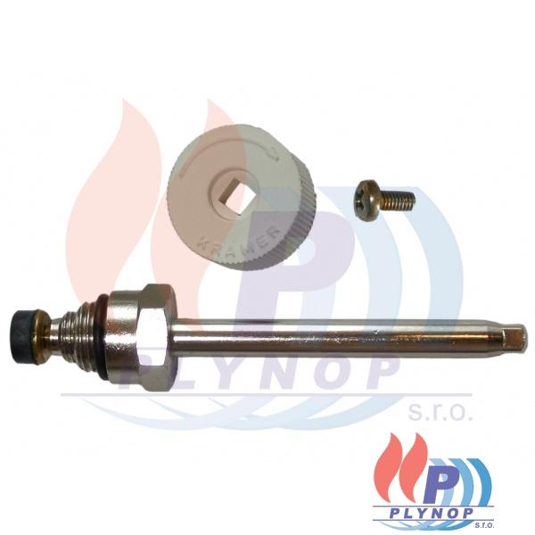 Napouštěcí ventil DAKON KOMPAKT / DUA PLUS 24 - 1140 6428 / 87381017360