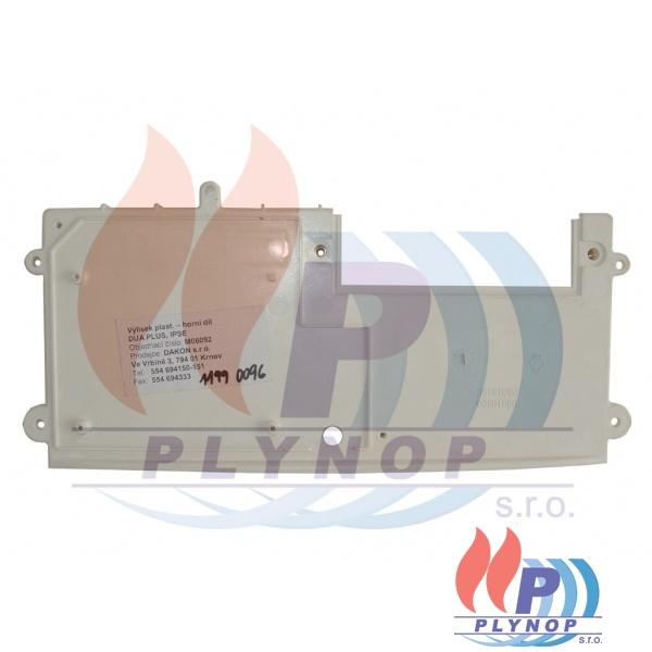 Výlisek ovládacího panelu horní Dakon - M06092 / 1199 0096