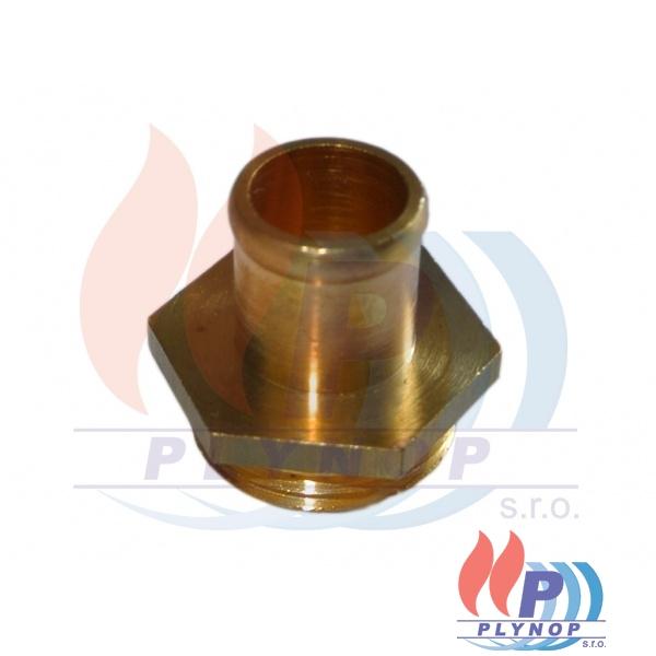 Výpustka 1/2 pojišťovacího ventilu Dakon - M02903 / 1199 0014