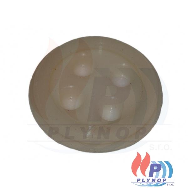 Průchodka silikonových vodičů 37x6 Dakon - 1133 6059 / 87381016370