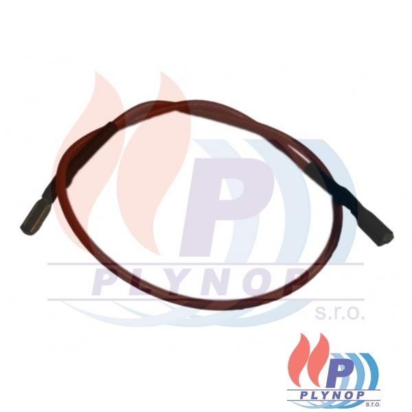 Vodič zapalovací elektrody krátký, KOMÍN Dakon - M03196 / 1199 0040