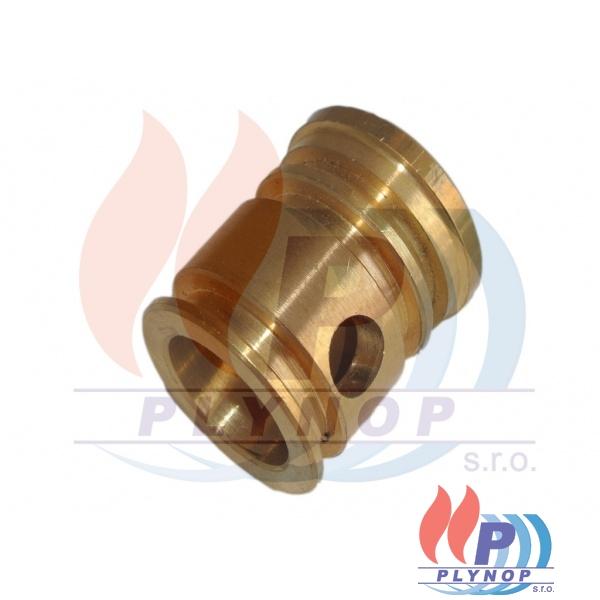 Ucpávka trojcestného ventilu Dakon - M06511