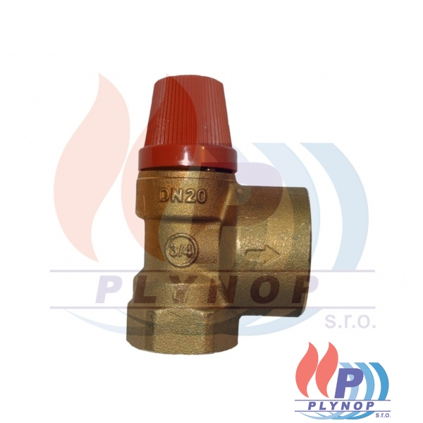 Pojistný ventil 3bar BUDERUS Logamax plus GB112-60 - 67900538