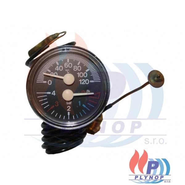 Termomanometr BUDERUS Logamax U002 / U004 / U102 / U104 - 7101206