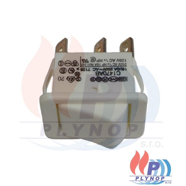 Vypínač GL EKO Dakon - 7130 0396