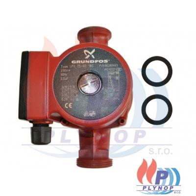 Čerpadlo GRUNDFOS UPS 25 - 60 180mm 230V - GRUND25/60/180