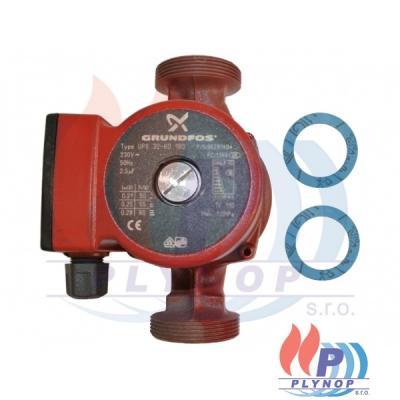 Čerpadlo GRUNDFOS UPS 32 - 60 180mm 230V - GRUND32/60/180