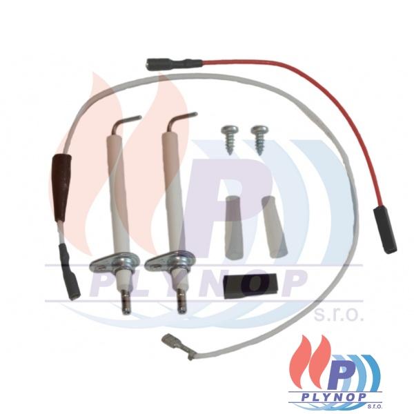 Elektroda s vodiči DAKON KOMPAKT sada 2 ks - 1140 6437 / 8738102125 / 95000027 silnější verze elektrod