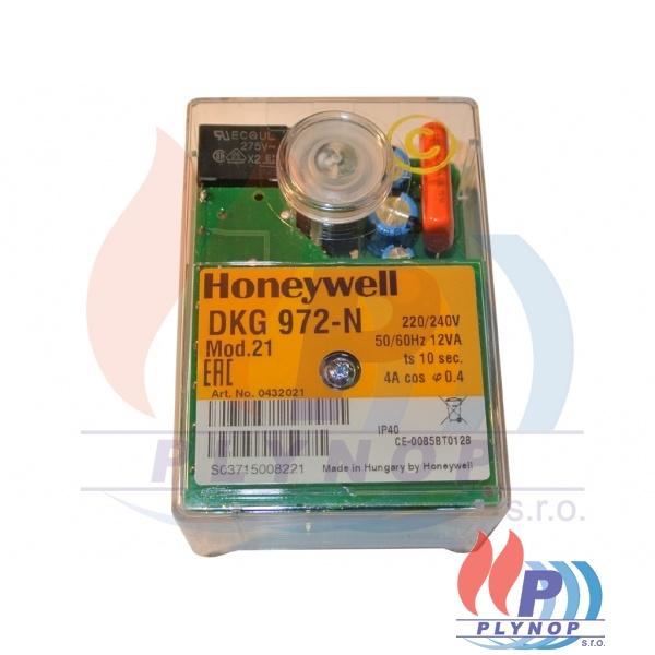 Zapalovací automatika DKG 972-N-21V2 BUDERUS - 8718584071
