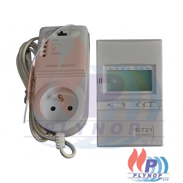 Bezdrátový prostorový termostat BPT 21 ELEKTROBOCK - 610