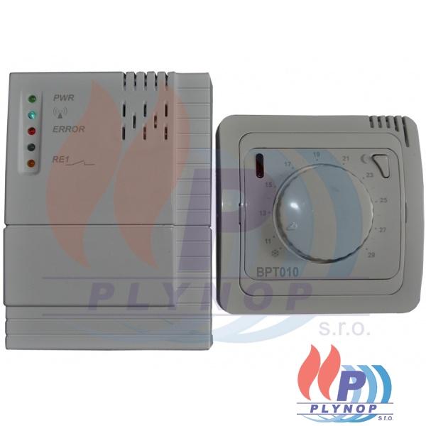 Bezdrátový prostorový termostat BPT 012 ELEKTROBOCK - 603
