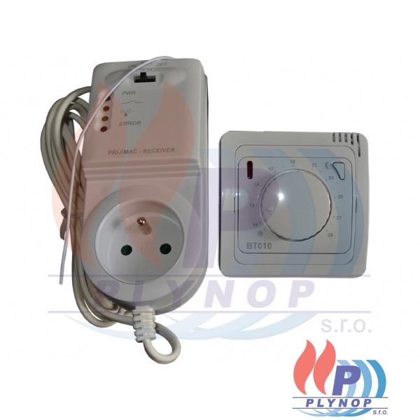 Bezdrátový prostorový termostat BPT 013 ELEKTROBOCK - 613