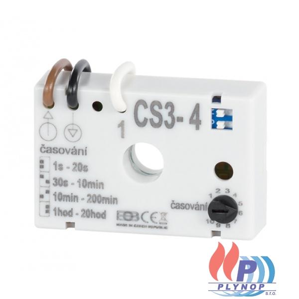 Časový spínač CS3-4M multifunkční ELEKTROBOCK - 135