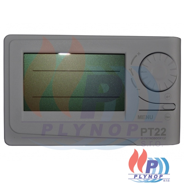Prostorový termostat PT 22 ELEKTROBOCK - 622