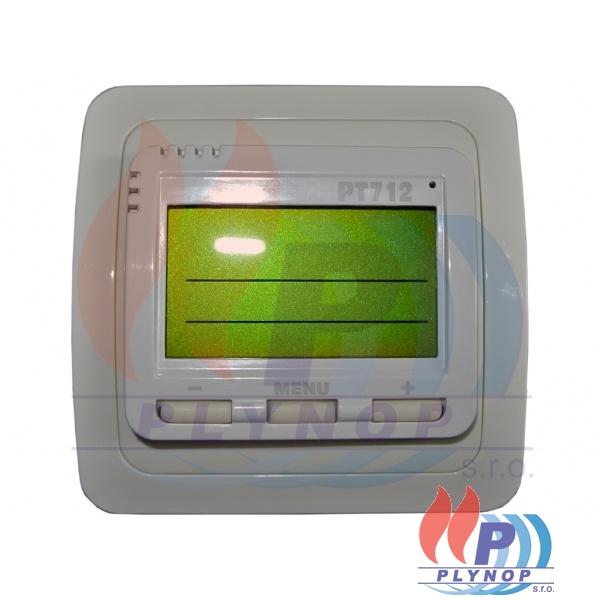 Termostat pro podlahové topení PT 712 ELEKTROBOCK - 0615