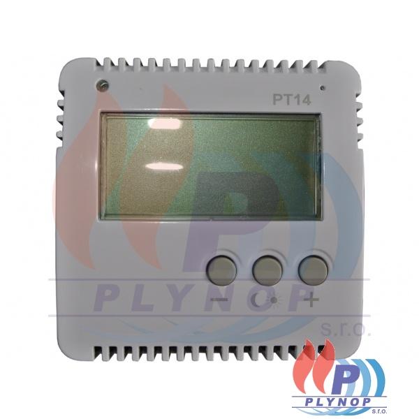 Prostorový termostat PT 14 ELEKTROBOCK pro podlahové vytápění - 623