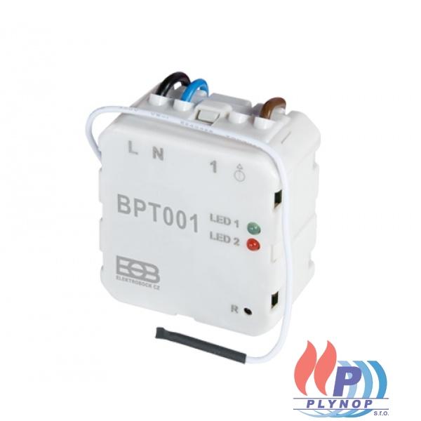 Příjímač pro bezdrátový termostat BPT 001 ELEKTROBOCK - 606