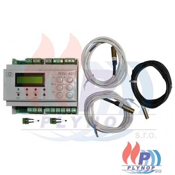 Regulátor 3-cestného ventilu R3V-421 ELEKTROBOCK - 4421