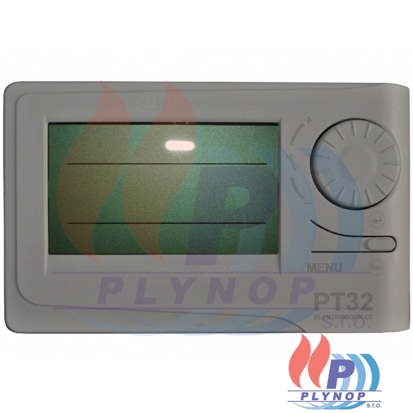 Prostorový termostat PT 32 ELEKTROBOCK - 636