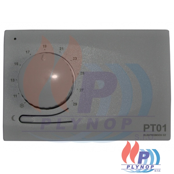 Prostorový termostat PT 01 ELEKTROBOCK - 632