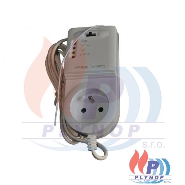 Příjímač pro bezdrátový termostat BPT 21 ( BPT 30 ) ELEKTROBOCK - 519