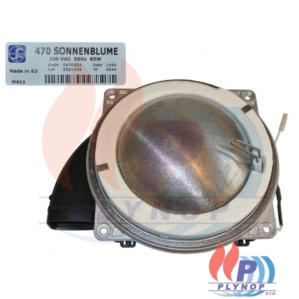 Hořák, Venturiho trubice, tlumič, izolace, elektroda FERROLI - 39846060