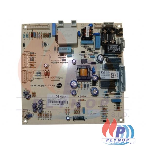 Elektronická deska DIVAtop FERROLI - 39828411