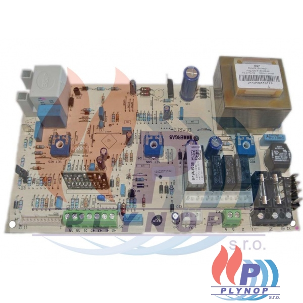 Modulační deska IMMERGAS AVIO / ZEUS 24 kW - 1.031751 / 1.025201 / 1.025995