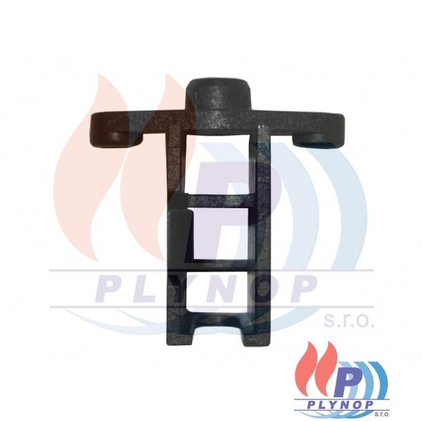 Držák mikrospínače plastový IMMERGAS AVIO MAIOR / SUPERIOR / VICTRIX ZEUS - 1.011109