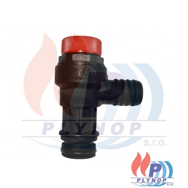 Pojistný ventil 3 bary IMMERGAS MINI EOLO / MINI NIKE ( X ) 24/28 KW, NIKE STAR 24, VICTRIX TERA 24 PLUS - 1.028561