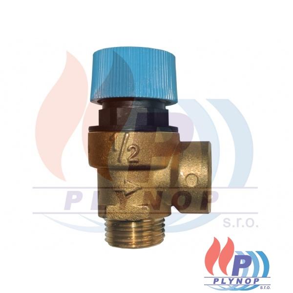 "Pojistný ventil 8 bar ( šroubovací 1/2"" ) IMMERGAS - 1.7051"
