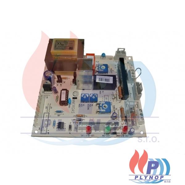 Modulační elektronická deska IMMERGAS AVIO MAIOR / ZEUS MAIOR - 1.012739 / 3.023345