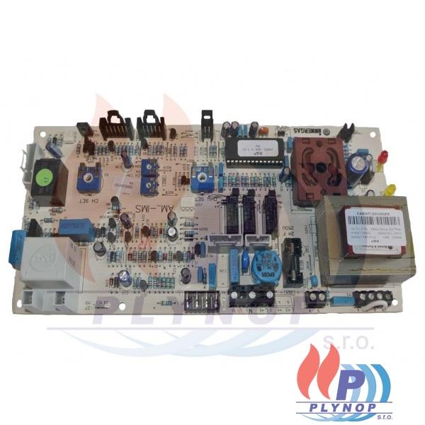Modulační a zapalovací elektronická deska IMMERGAS NIKE / EOLO STAR knoflíkové ovládání - 1.015643