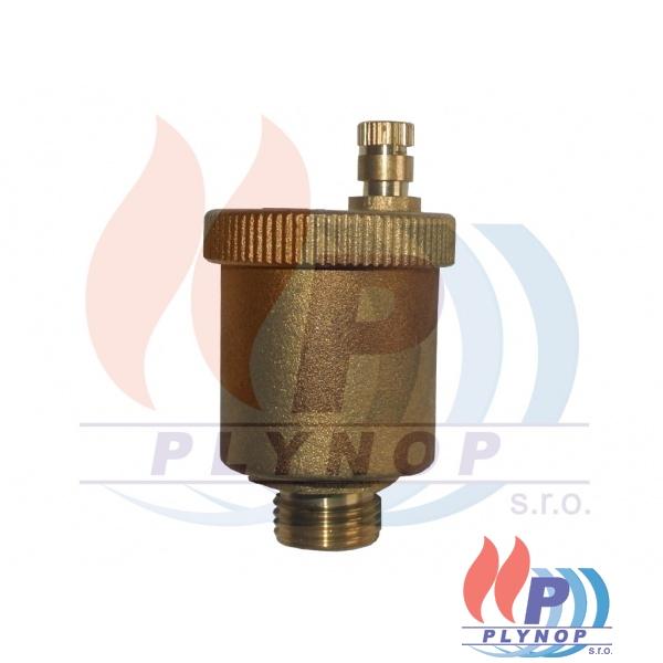 """Odvzdušňovací ventil automatický 1/2"""" IMMERGAS MAIOR, AVIO, ZEUS - 1.2295"""