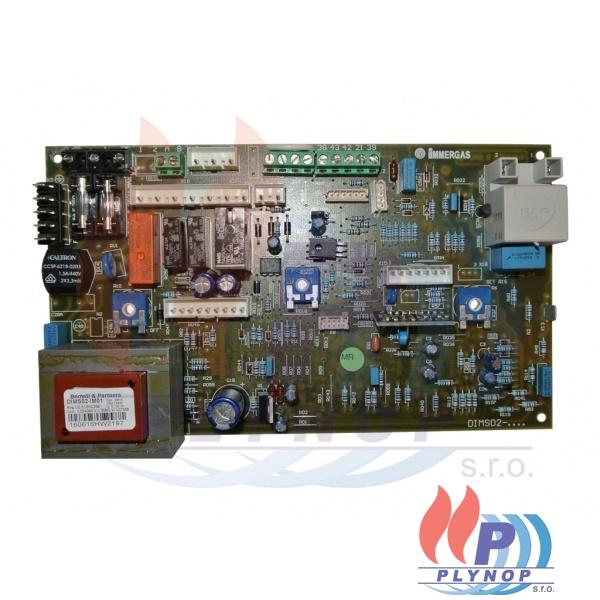 Modulační a zapalovací deska IMMERGAS EOLO MAIOR kW, kW VIP, EOLO ECO - 1.024088 / 1.031865 / 1.024840 / 1.018199