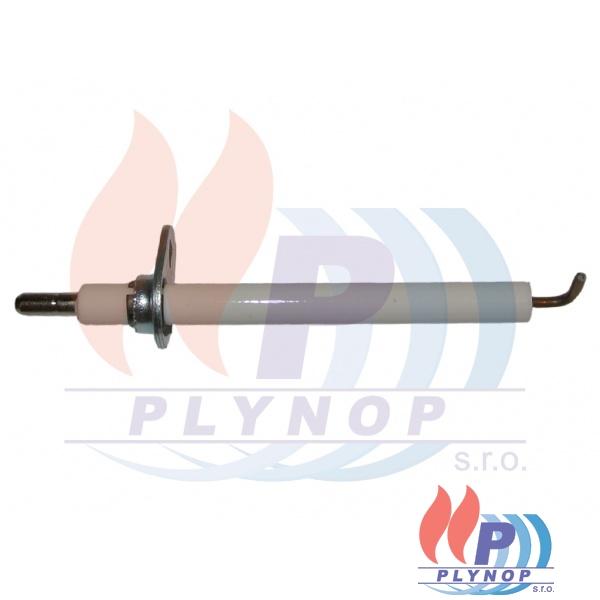 Elektroda zapalovací - pravá IMMERGAS AVIO 21 MAIOR, NIKE / EOLO MINI S - 1.025666 / 1.2408