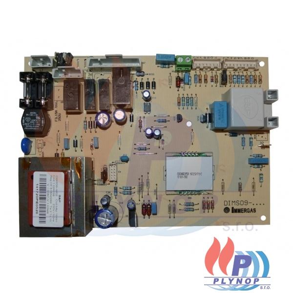 Modulační elektronická deska universální IMMERGAS NIKE STAR 23 kW, EOLO STAR 23 kW, MINI kW - 1.024038 / 1.023947 / 1.021866 / 1.021281